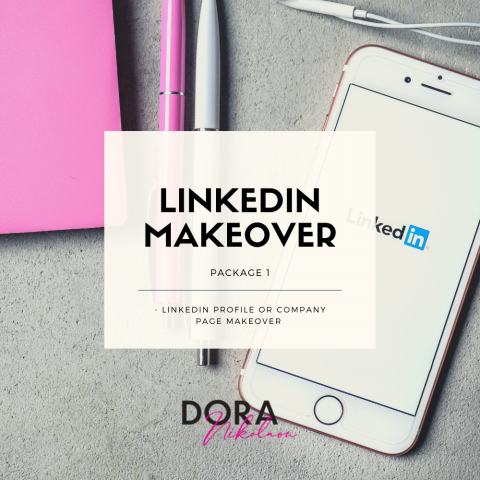 LinkedIn Makeover Package 1